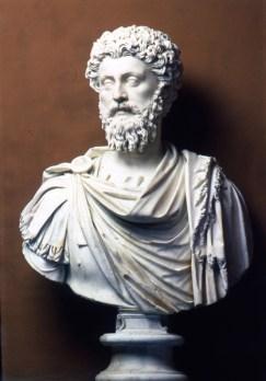 Bust de Marc Aureli
