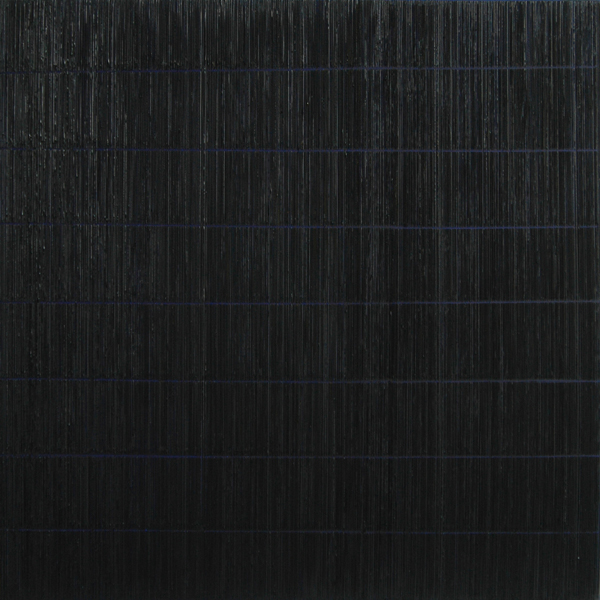 Els Moes, 2011-24, alkyd/oil on linen, 60x60cm