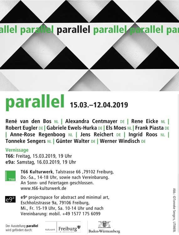 Els Moes - exhibition Parallel