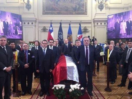 Funeral del ex Presidente Patricio Aylwin
