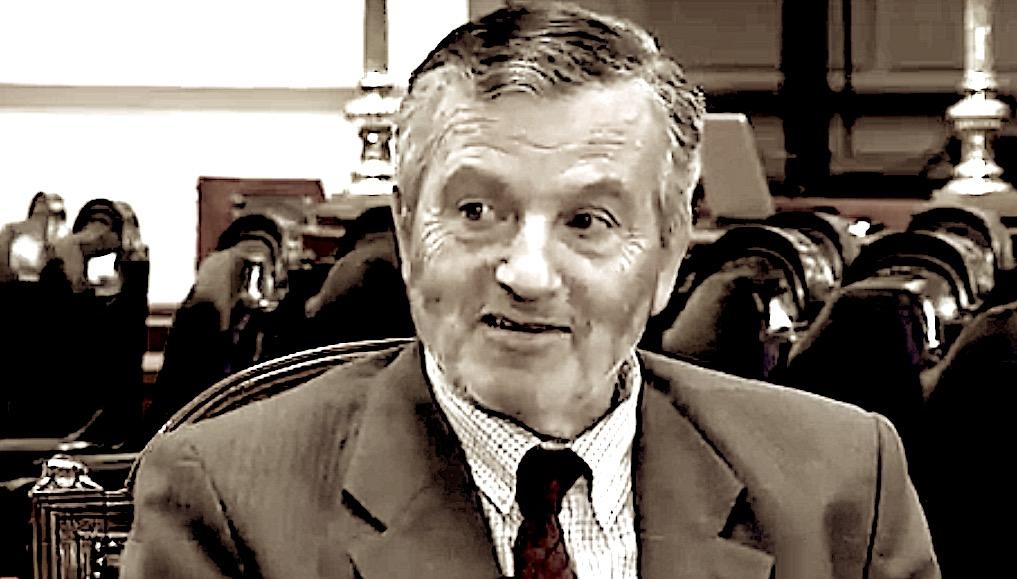 Antonio Horvath, ex senador RN.