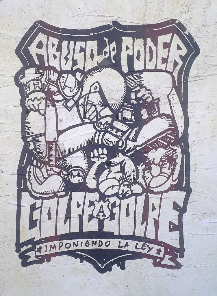 Abuso_de_poder Carabineros de Chile