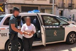 Guardia Civil desarticula una red que traficaba mujeres nicaragüenses y las obligaba a cuidar ancianos