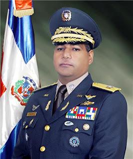 general de brigada Ruben Paulino Sem J-5