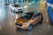 2017 Sportage SX Turbo 2WD, SX Turbo AWD