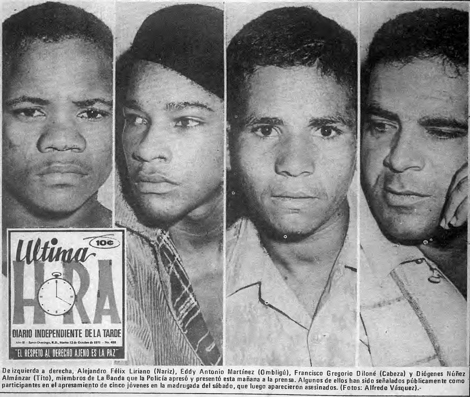 La Banda terrorista y su amplia historia de infortunio   El Sol de la  Florida