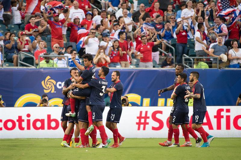 México y Jamaica, semifinalistas de la Copa de Oro