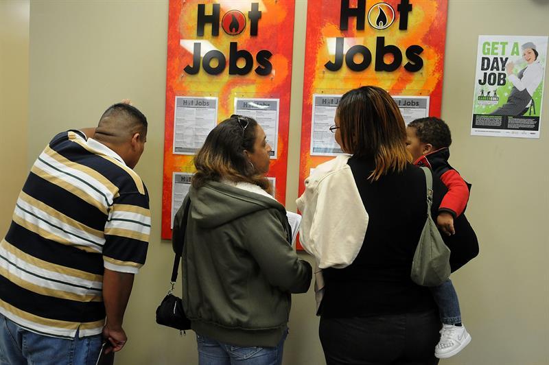 Estados Unidos se adentra más en el pleno empleo