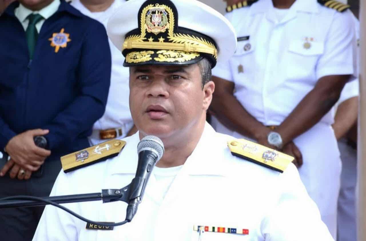 Resultado de imagen para vicealmirante recio segura