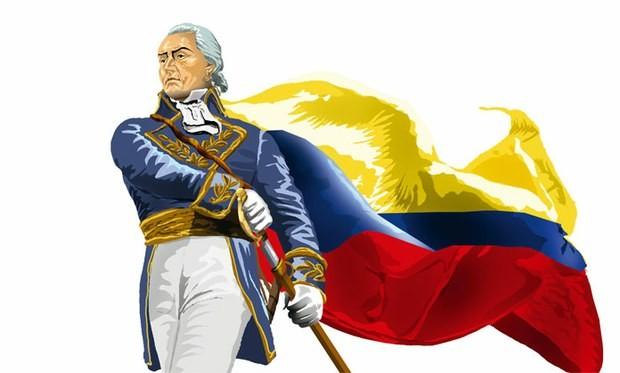 Resultado de imagen para fotos de francisco de miranda venezuela