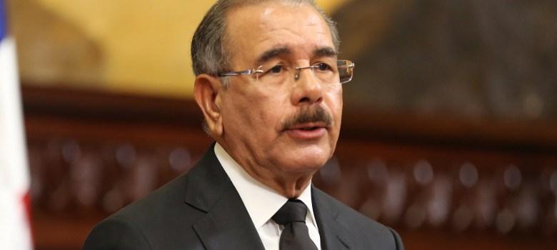 Danilo Medina niega recibiera dinero de Odebrecht para campaña