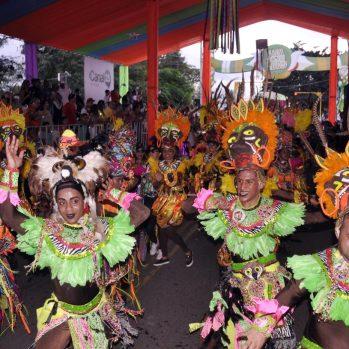 Fotos Primer domingo del Carnaval de Santiago 2017 (1)