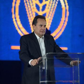 Franklin León, presidente de CND (1)