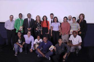 Vicepresidencia premia jóvenes participantes en Concurso Nacional de Cortometrajes con Celulares (2)