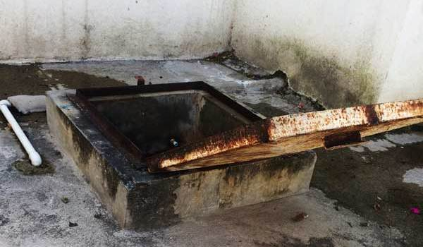 Niño muere ahogado al caer en cisterna