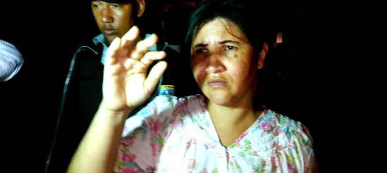 A prisión mujer acusada de robar recién nacido en Santiago