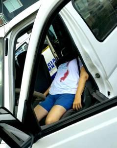 Matan mujer transportaba niños en el Evaristo Morales