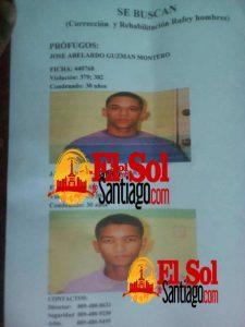 Organismos tras pista presos se fugaron cárcel Rafey