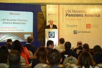 AFP Popular auspicia foro internacional sobre pensiones (2)