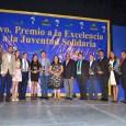 Reconocen jóvenes e instituciones en Santiago
