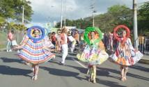Fotos Cierre domingo Carnaval de Santiago 2018
