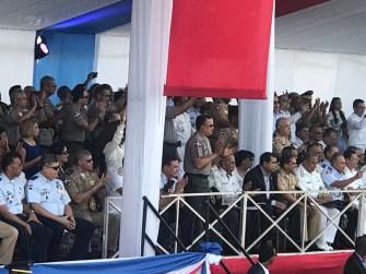 Fotos Desfile Militar por los 174 aniversario de la Independencia