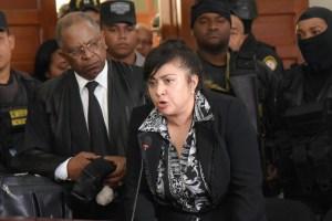 Jueza ratifica coerción contra Marlin Martínez por caso Emely Peguero