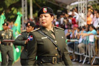 Desfile militar y escolar con motivo 174 aniversario Batalla de Santiago 30 de Marzo (4)