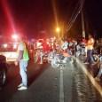 Hombre muere y menor resulta herida accidente Hato del Yaque