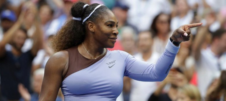 Serena Williams a semifinales US Open 2018