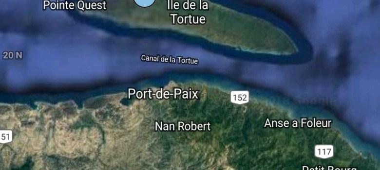 Al menos 11 muertos sismo ocurrió al noroeste de Haití
