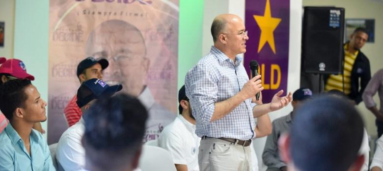 """Domínguez Brito: """"El PLD tiene que renovarse"""""""