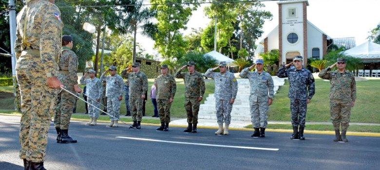 Ejército celebra 174 aniversario fundación