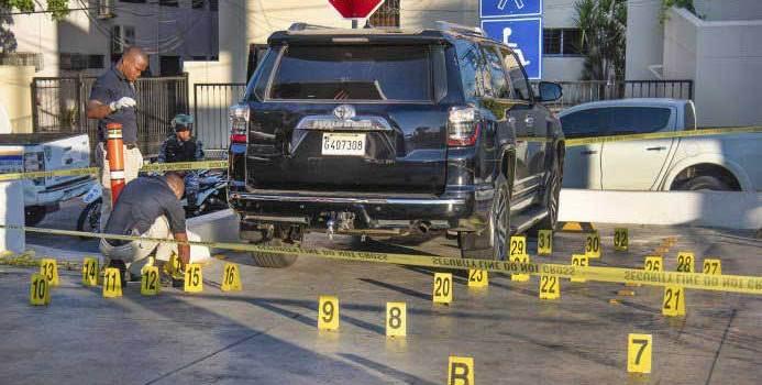 Siguen investigaciones tiroteo McDonalds de la Lincoln