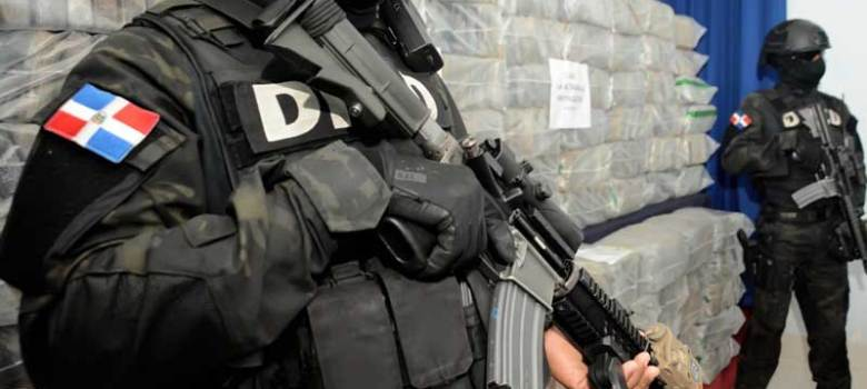 DNCD decomisa 689 paquetes de cocaína en la Altagracia
