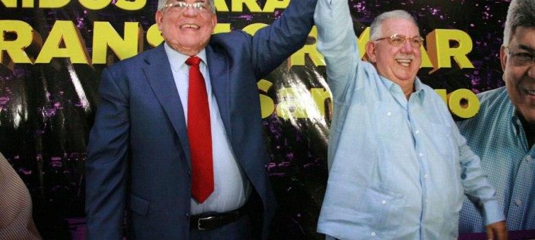 Sued anuncia paso al PLD y apoyo a Fernando Rosa