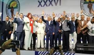 Miguel Vargas ratificado por 4 años más como presidente del PRD