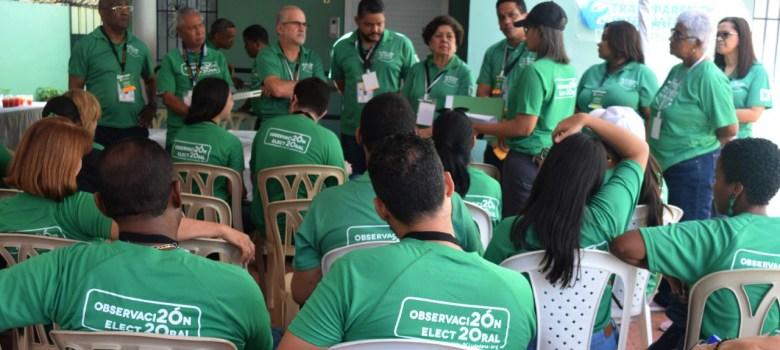 Participación Ciudadana solicita a JCE acreditación 1800 observadores