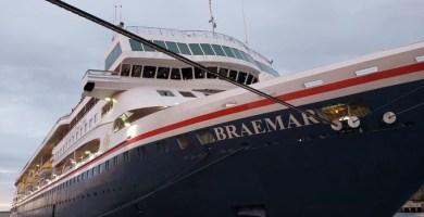 Salud Pública no permite desembarco pasajeros crucero La Romana
