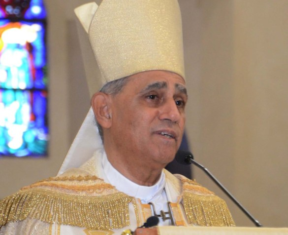 Arzobispo estima dirigencia política ha mostrado incapacidad