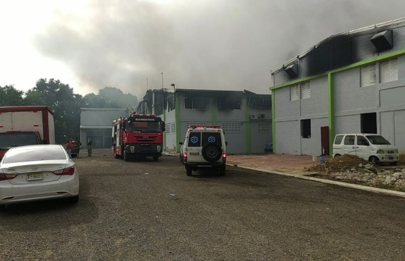 incendio tamboril