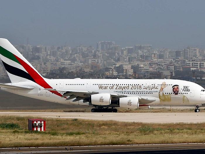 La aerolínea Emirates, el cliente más leal de la compañía francesa, dijo que comenzará a utilizar aviones menos grandes. Foto cortesía