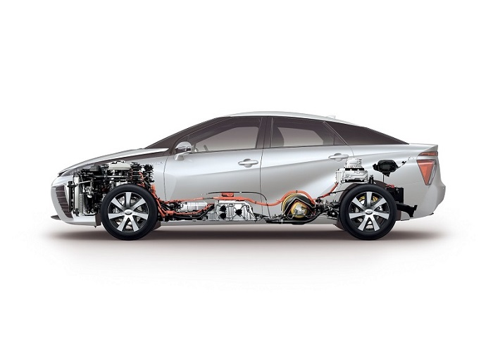 Toyota y China fabricará Mirai - El Sol Latino