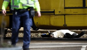 El tiroteo en Utrecht dejo 3 muertos y 9 heridos por los disparos de un hombre en un tranvía de la ciudad holandesa. Foto cortesía