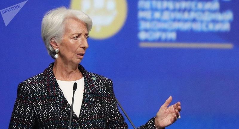 Christine Lagarde, directora gerente del FMI. Foto cortesía