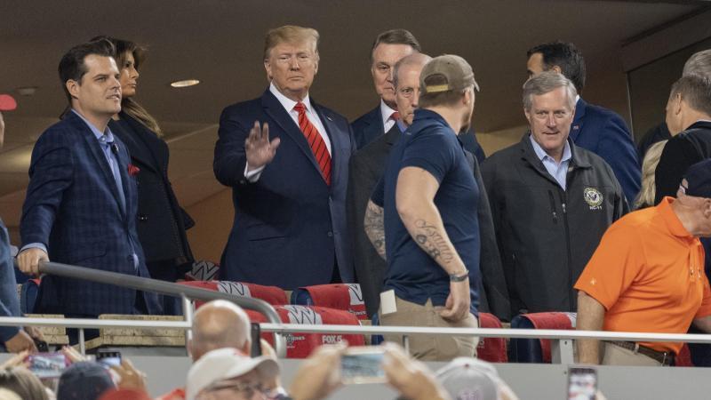 Abuchear a Trump es intrascendente - El Sol Latino