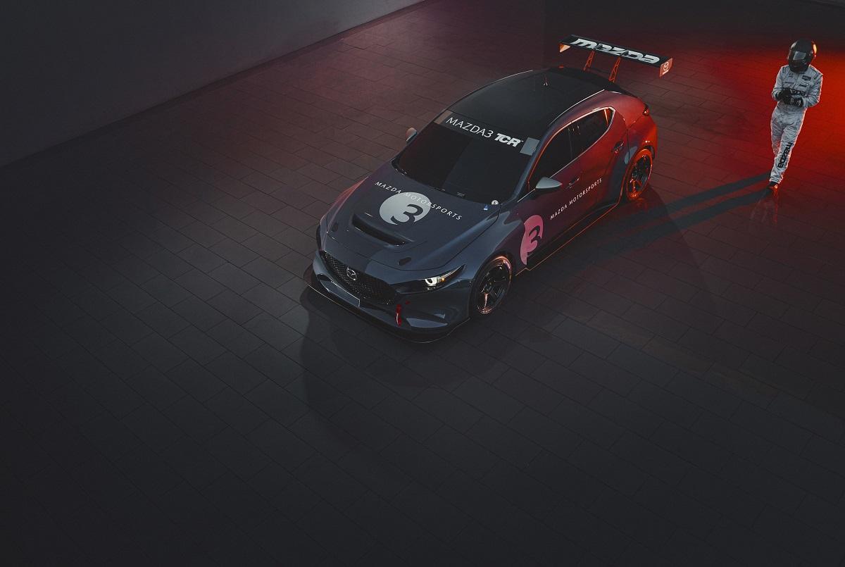 Mazda3TCR - El Sol Latino
