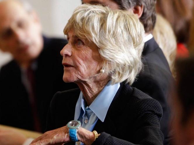 Kennedy Smith tenía 92 años y su deceso ocurrió en su residencia en Manhattan, Nueva York. Foto cortesía