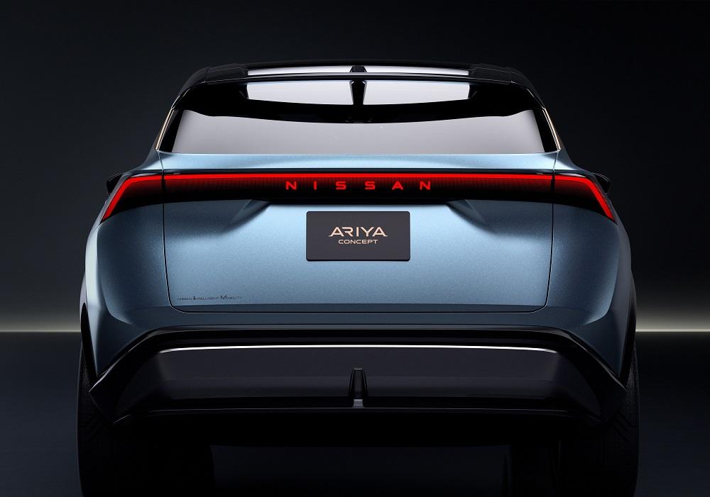 Nissan Ariya electric SUV - El Sol Latino