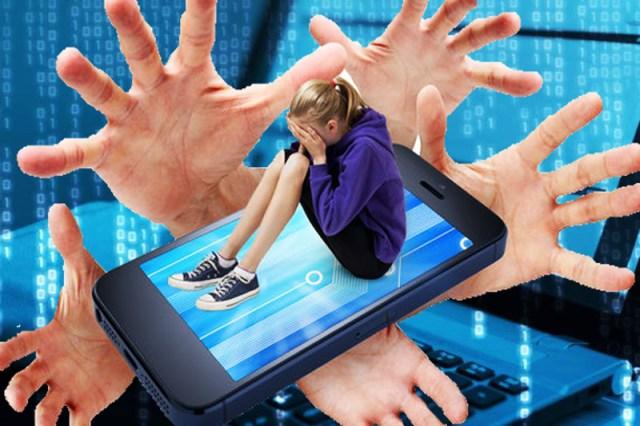 Niños presos de la técnología